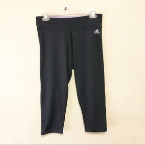 Adidas | Crop Leggings